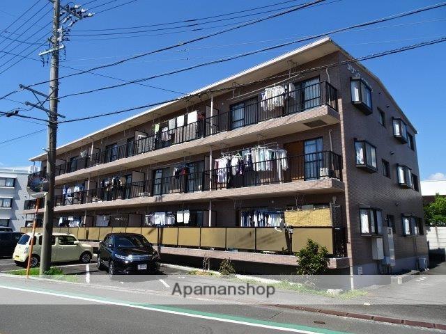 静岡県藤枝市、藤枝駅徒歩11分の築19年 3階建の賃貸マンション