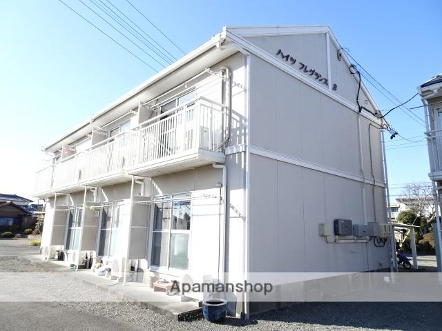静岡県藤枝市、藤枝駅徒歩10分の築22年 2階建の賃貸アパート