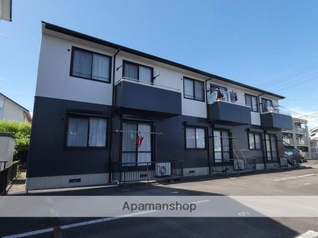 静岡県藤枝市、藤枝駅徒歩12分の築17年 2階建の賃貸アパート