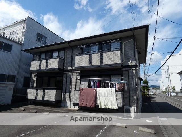 静岡県藤枝市、西焼津駅徒歩12分の築18年 2階建の賃貸アパート
