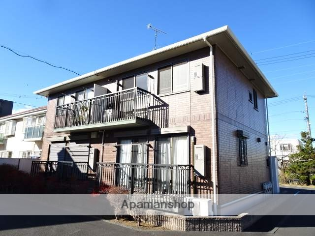 静岡県藤枝市、西焼津駅徒歩15分の築13年 2階建の賃貸アパート