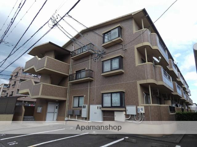 静岡県焼津市、焼津駅徒歩18分の築21年 3階建の賃貸マンション