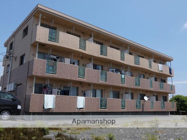 静岡県焼津市の築8年 3階建の賃貸マンション