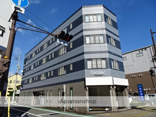 静岡県島田市、島田駅徒歩8分の築18年 4階建の賃貸マンション