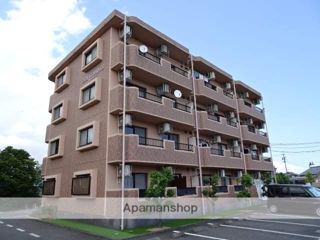 静岡県島田市、島田駅徒歩18分の築15年 4階建の賃貸マンション