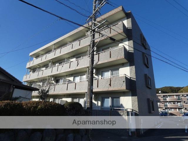 静岡県島田市、島田駅徒歩19分の築10年 4階建の賃貸マンション