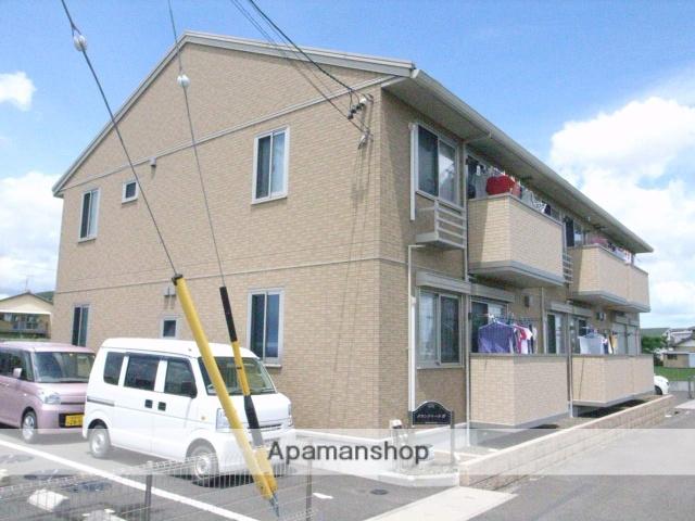 静岡県島田市、島田駅徒歩17分の築6年 2階建の賃貸アパート