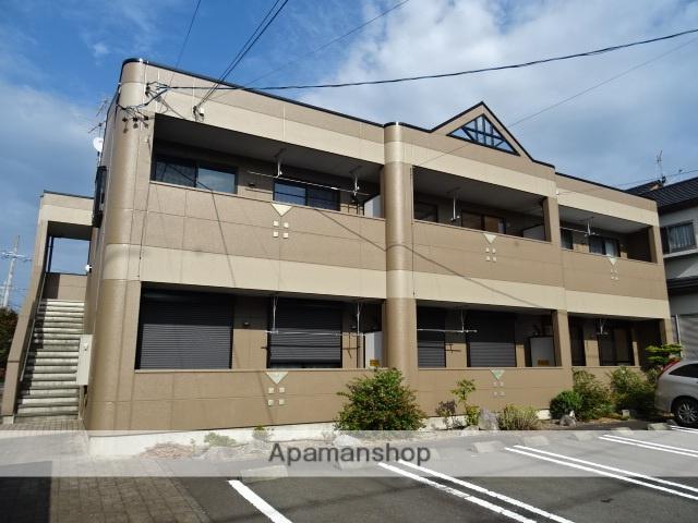 静岡県焼津市、焼津駅徒歩13分の築9年 2階建の賃貸アパート