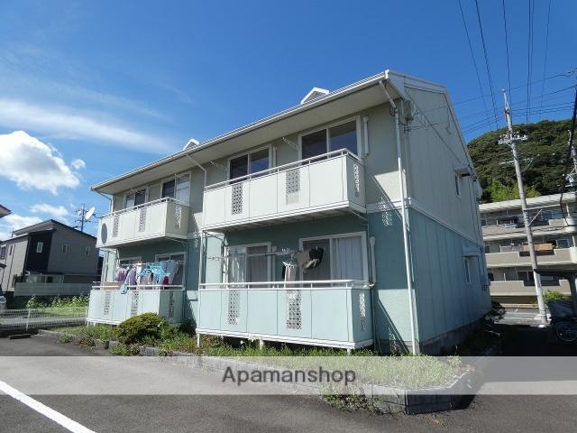 静岡県藤枝市、藤枝駅しずてつバス19分瀬古下車後徒歩2分の築25年 2階建の賃貸アパート