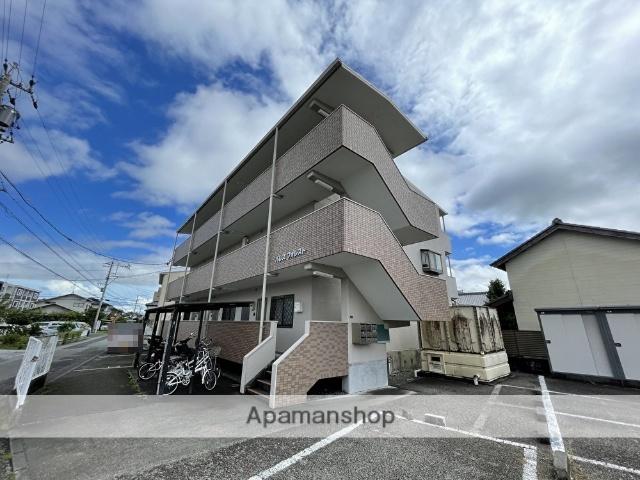 静岡県藤枝市、藤枝駅徒歩21分の築19年 3階建の賃貸マンション