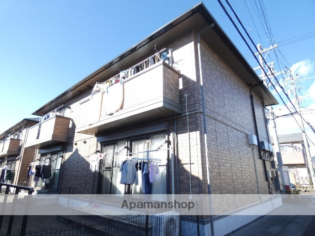 静岡県焼津市、焼津駅徒歩12分の築15年 2階建の賃貸アパート