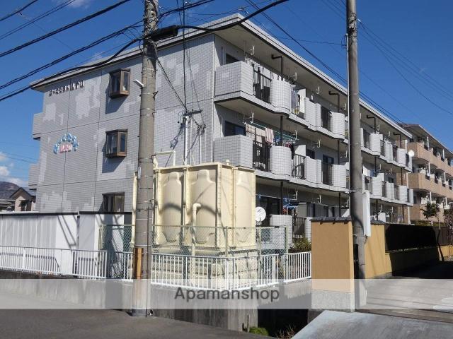 静岡県焼津市、西焼津駅徒歩17分の築23年 3階建の賃貸マンション