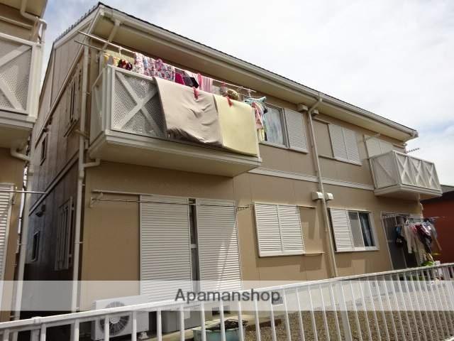 静岡県焼津市、焼津駅静岡鉄道バスバス20分小川南下車後徒歩5分の築21年 2階建の賃貸アパート