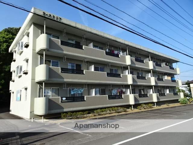 静岡県藤枝市、藤枝駅自主運行バスバス15分瀬古下車後徒歩2分の築22年 3階建の賃貸マンション