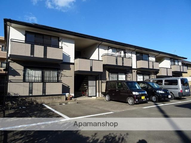 静岡県焼津市、西焼津駅徒歩6分の築17年 2階建の賃貸アパート