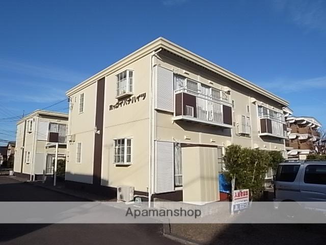 静岡県焼津市、西焼津駅徒歩9分の築24年 2階建の賃貸アパート