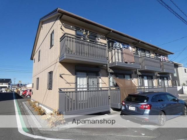 静岡県藤枝市、藤枝駅徒歩17分の築10年 2階建の賃貸アパート