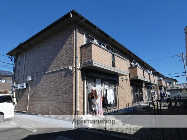 静岡県焼津市、焼津駅徒歩11分の築14年 2階建の賃貸アパート