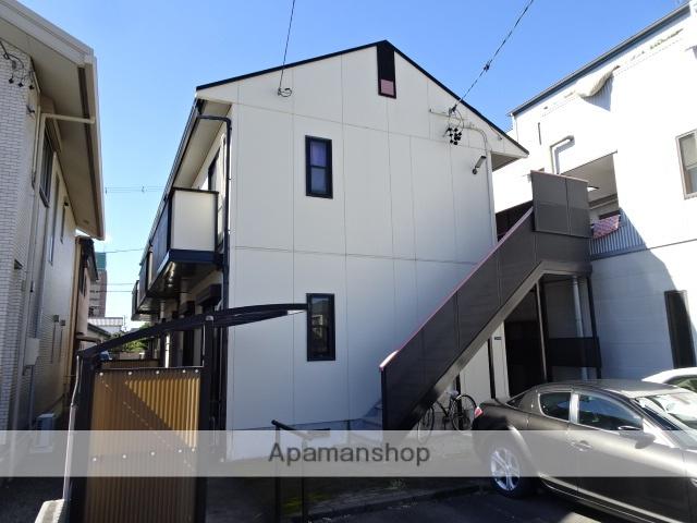 静岡県藤枝市、藤枝駅徒歩9分の築19年 2階建の賃貸アパート