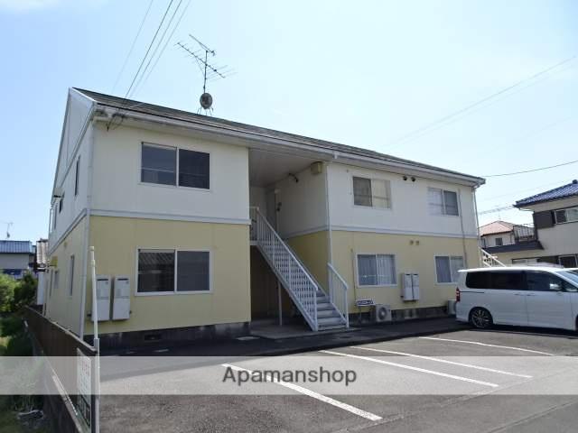 静岡県藤枝市、藤枝駅徒歩12分の築24年 2階建の賃貸アパート
