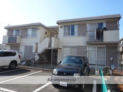 静岡県焼津市、焼津駅徒歩4分の築30年 2階建の賃貸アパート