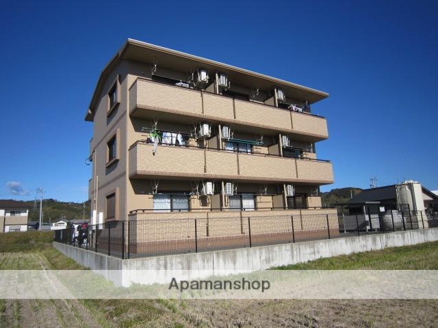 静岡県島田市、六合駅徒歩13分の築9年 3階建の賃貸マンション