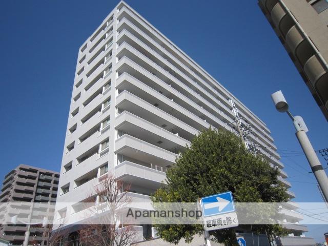 静岡県藤枝市、藤枝駅徒歩1分の築12年 13階建の賃貸マンション