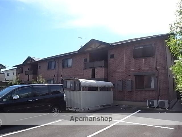 静岡県焼津市、焼津駅徒歩30分の築12年 2階建の賃貸アパート