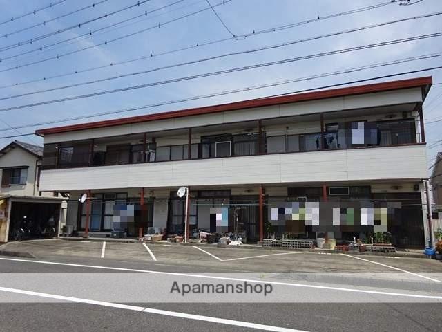 静岡県焼津市、焼津駅徒歩20分の築30年 2階建の賃貸アパート