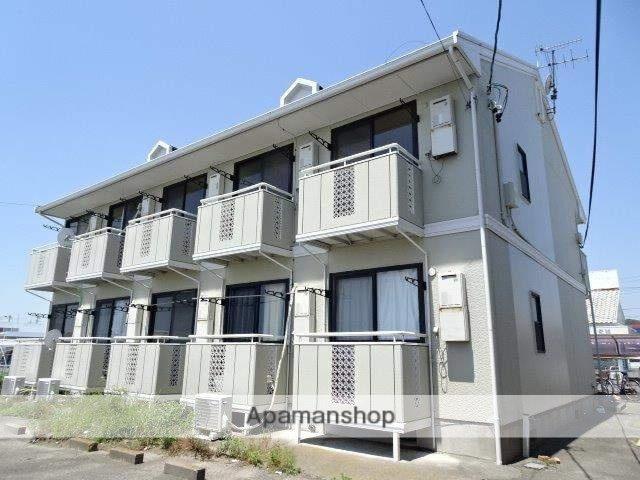 静岡県牧之原市の築25年 2階建の賃貸アパート