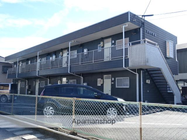 静岡県藤枝市、藤枝駅徒歩15分の築31年 2階建の賃貸アパート