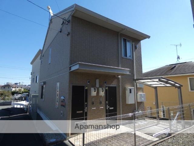 静岡県藤枝市、藤枝駅徒歩16分の築2年 2階建の賃貸アパート