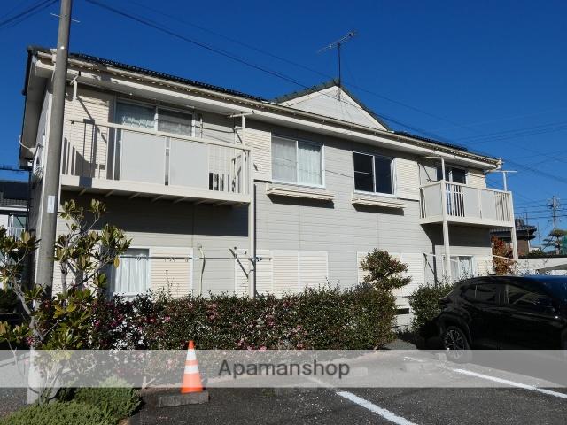 静岡県焼津市、西焼津駅徒歩6分の築28年 2階建の賃貸アパート