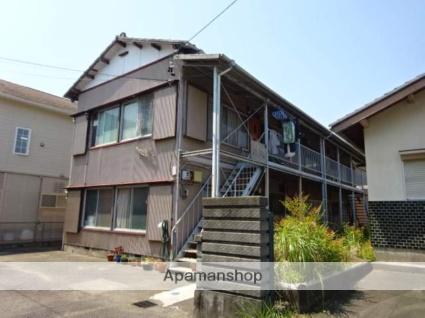 静岡県焼津市の築29年 2階建の賃貸アパート