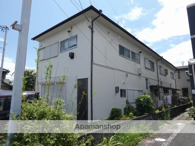 静岡県焼津市、西焼津駅徒歩9分の築37年 2階建の賃貸アパート