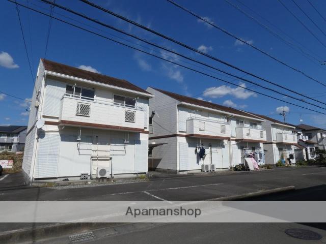 静岡県藤枝市、藤枝駅徒歩18分の築28年 2階建の賃貸アパート