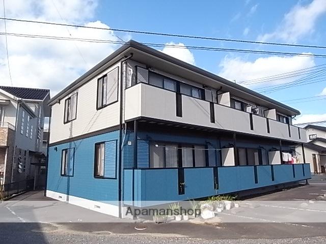 静岡県島田市、島田駅徒歩10分の築17年 2階建の賃貸アパート