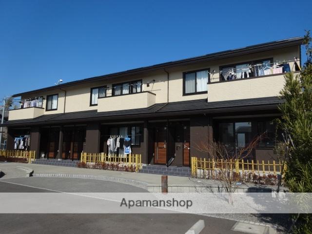 静岡県焼津市、西焼津駅徒歩20分の新築 2階建の賃貸アパート