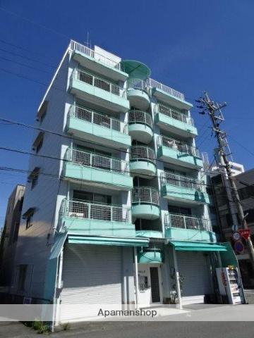 静岡県藤枝市、藤枝駅徒歩3分の築23年 6階建の賃貸マンション
