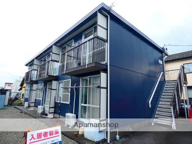 静岡県藤枝市、藤枝駅徒歩20分の築30年 2階建の賃貸アパート