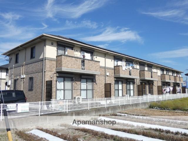静岡県藤枝市、藤枝駅徒歩16分の築13年 2階建の賃貸アパート