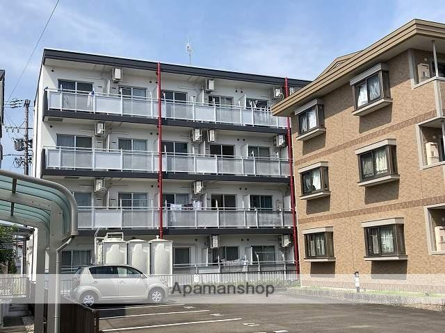 静岡県藤枝市、藤枝駅徒歩8分の築15年 4階建の賃貸マンション