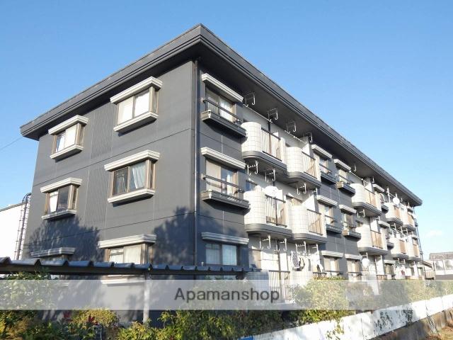 静岡県藤枝市、藤枝駅徒歩12分の築31年 3階建の賃貸マンション