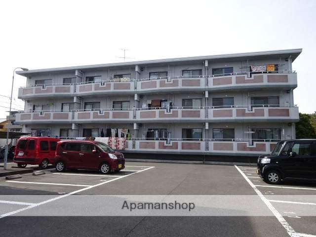 静岡県藤枝市、藤枝駅徒歩13分の築21年 3階建の賃貸マンション