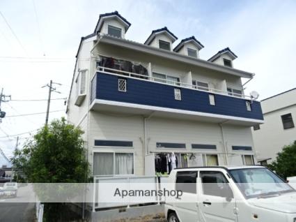 静岡県焼津市、西焼津駅徒歩11分の築26年 2階建の賃貸アパート