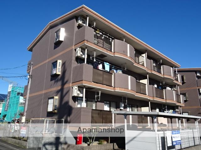 静岡県焼津市、西焼津駅徒歩18分の築15年 3階建の賃貸マンション
