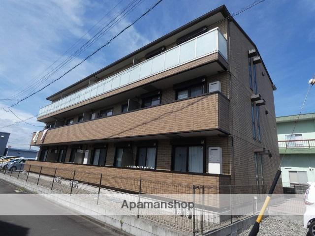 静岡県藤枝市、藤枝駅徒歩13分の新築 3階建の賃貸アパート