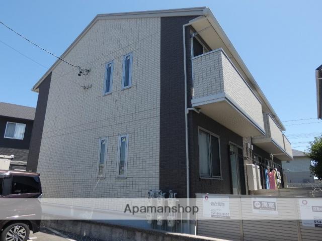 静岡県焼津市、焼津駅徒歩14分の新築 2階建の賃貸アパート