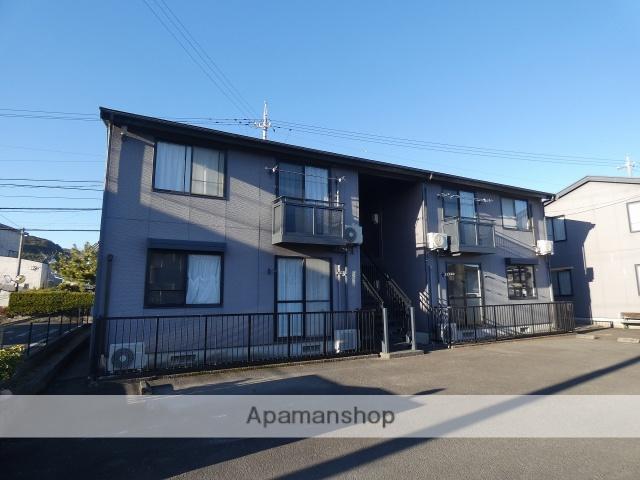 静岡県島田市、六合駅徒歩8分の築18年 2階建の賃貸アパート