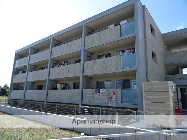 静岡県藤枝市、藤枝駅徒歩20分の新築 3階建の賃貸マンション